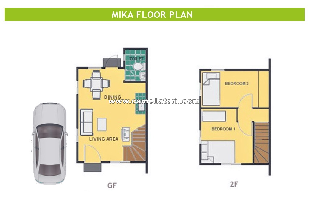 Mika  House for Sale in Toril