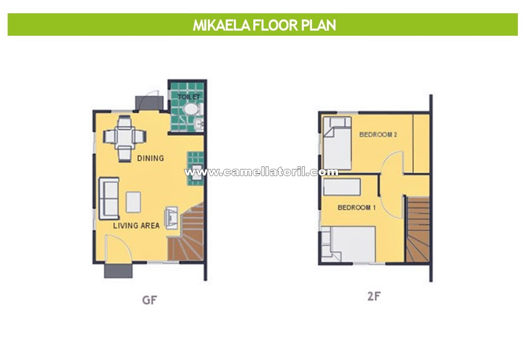 Mikaela  House for Sale in Toril