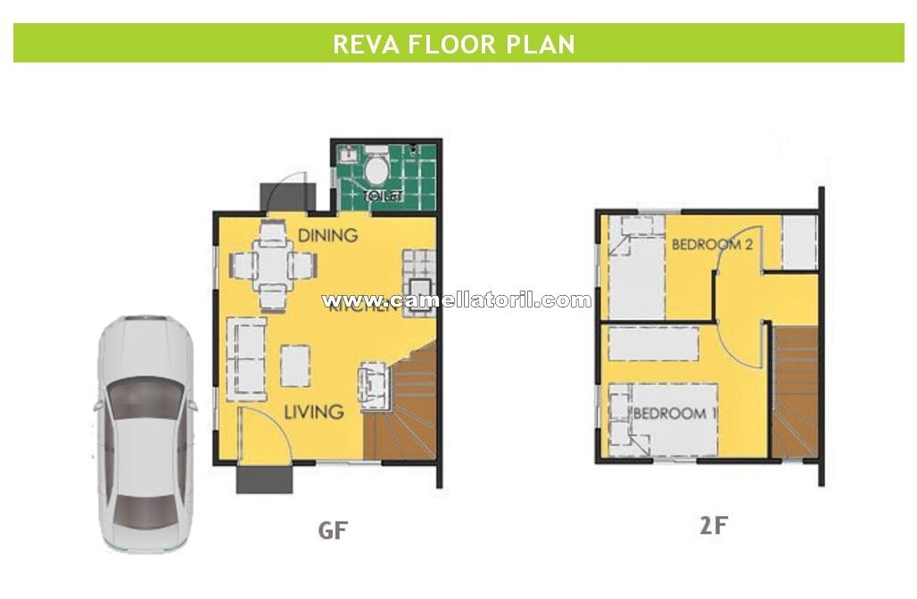 Reva  House for Sale in Toril