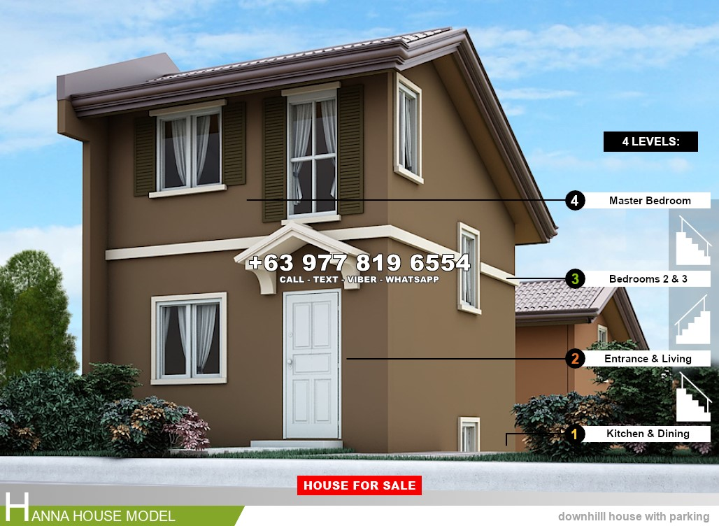 Hanna House for Sale in Toril