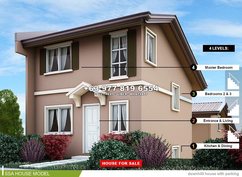 Issa House for Sale in Toril