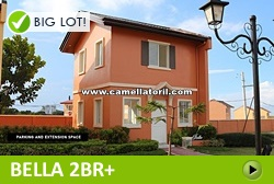 Bella House and Lot for Sale in Toril Davao Philippines