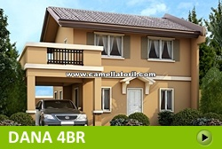 Dana House and Lot for Sale in Toril Davao Philippines