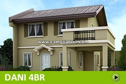 Dani House and Lot for Sale in Toril Davao Philippines