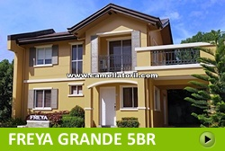 Freya House and Lot for Sale in Toril Davao Philippines