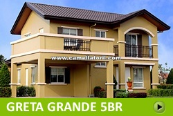 Greta House and Lot for Sale in Toril Davao Philippines