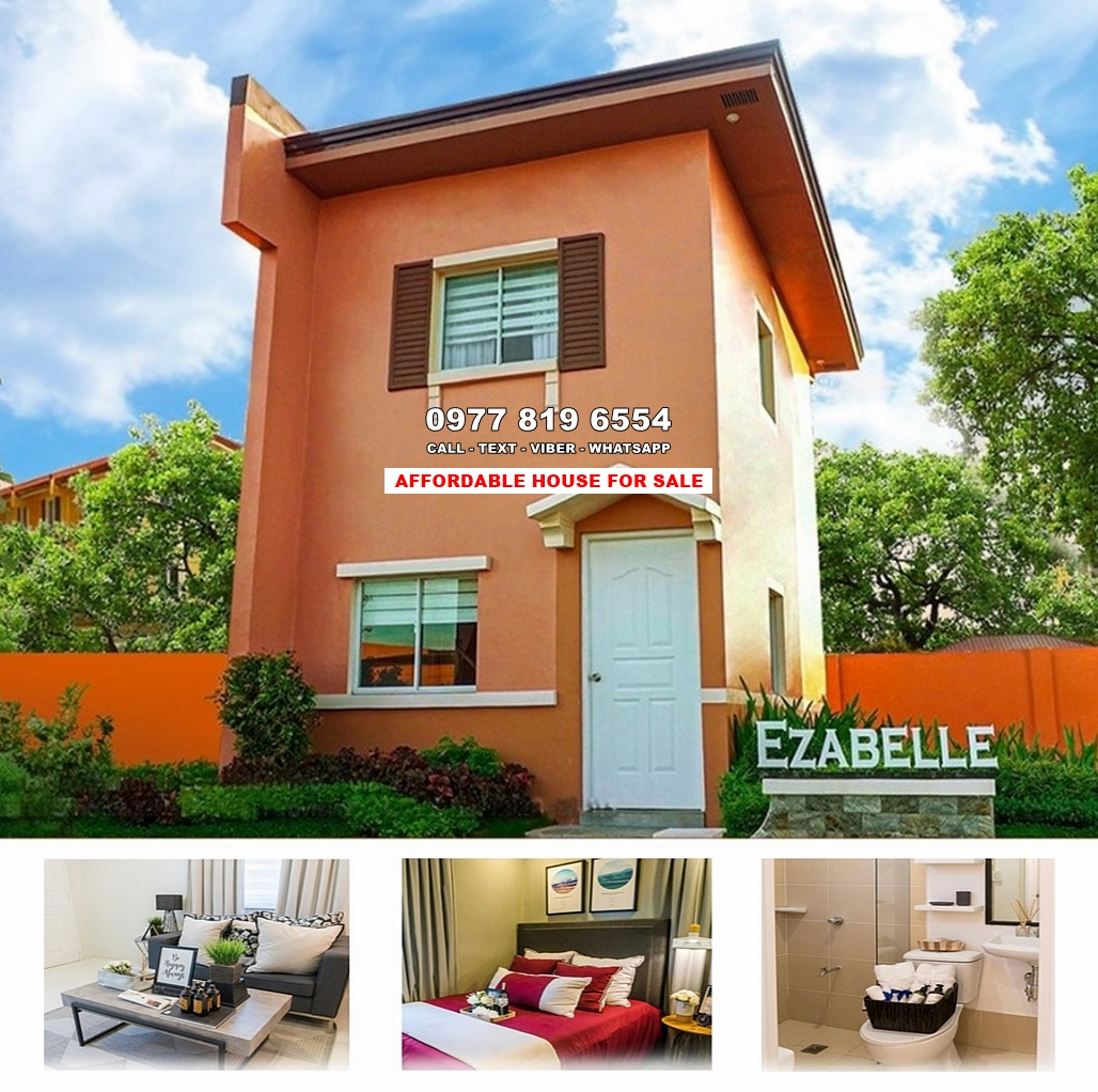 Ezabelle House for Sale in Toril