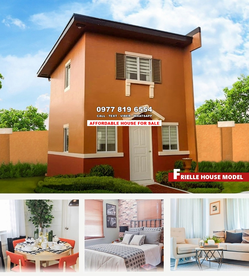 Frielle House for Sale in Toril