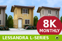 Lessandra Affordable Houses in Camella Toril